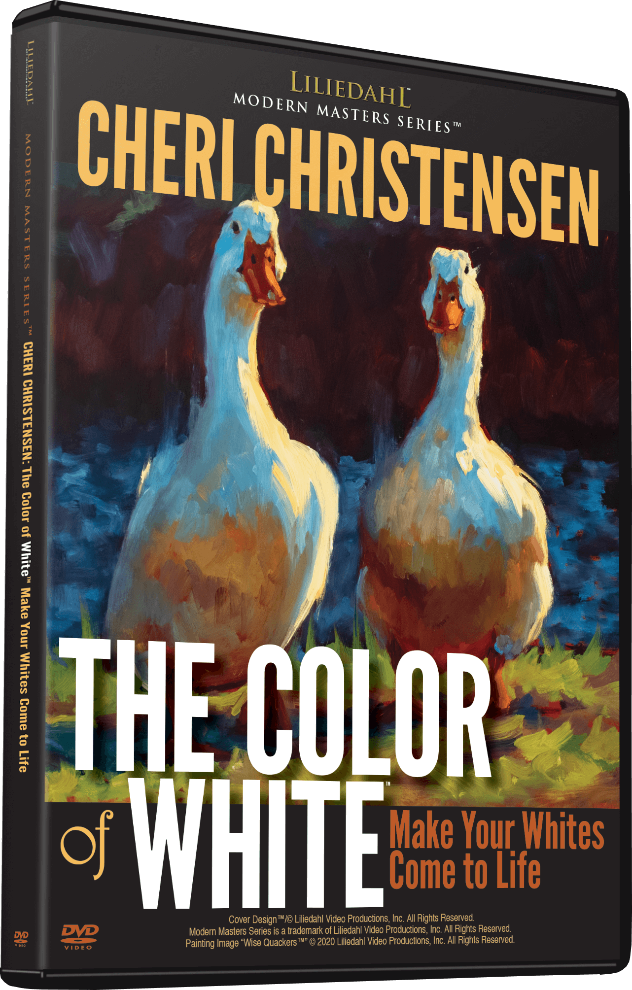 Cheri Christensen: The Color of White - Make Your Whites Come to Life