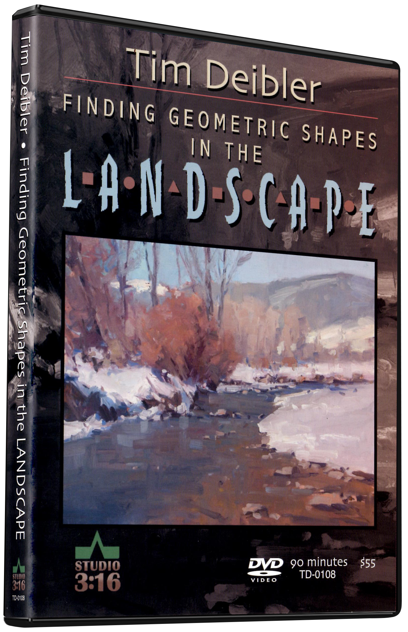 Tim Deibler: Finding Geometric Shapes in Landscape