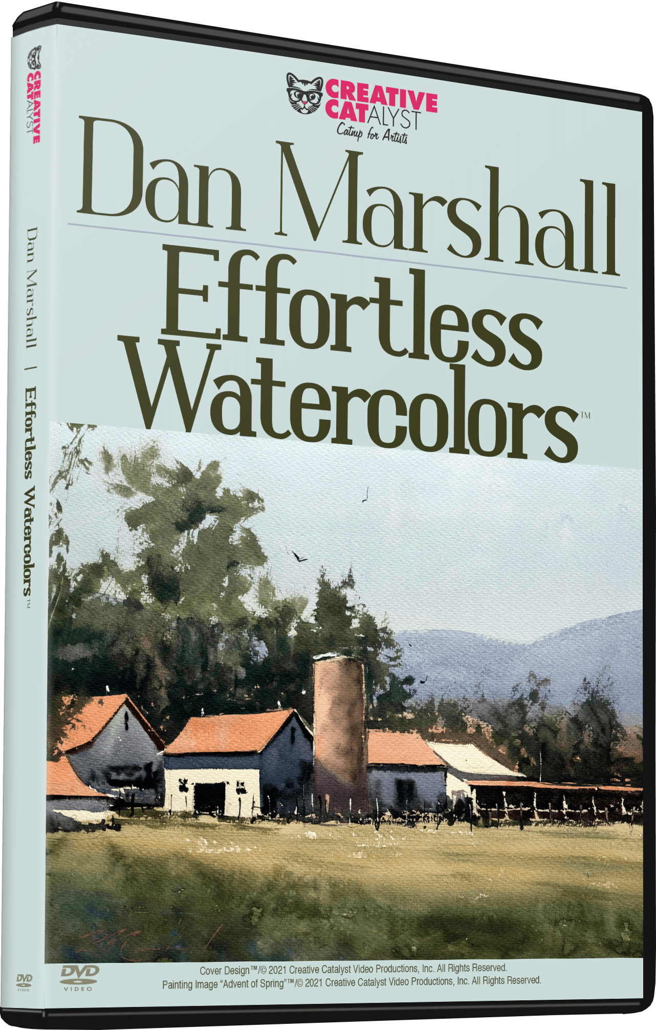 Dan Marshall: Effortless Watercolors