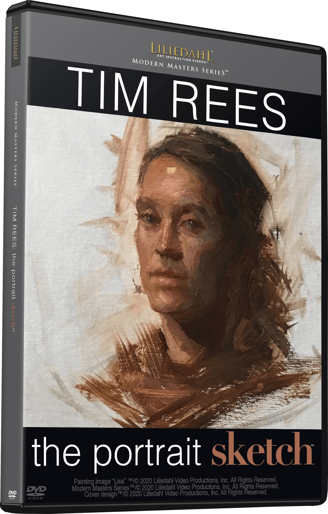 Tim Rees: The Portrait Sketch