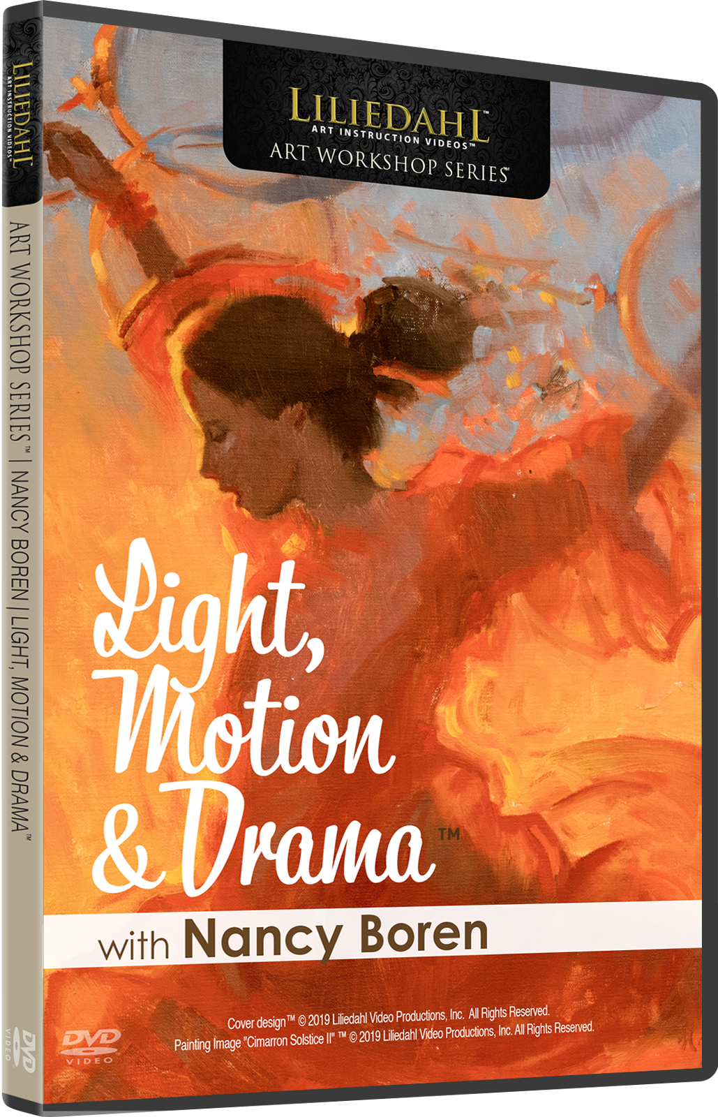 Nancy Boren: Light, Motion & Drama