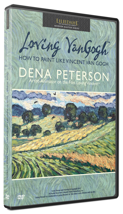 Dena Peterson: How To Paint Like Vincent Van Gogh