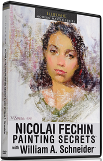 William A. Schneider: Nicolai Fechin Painting Secrets