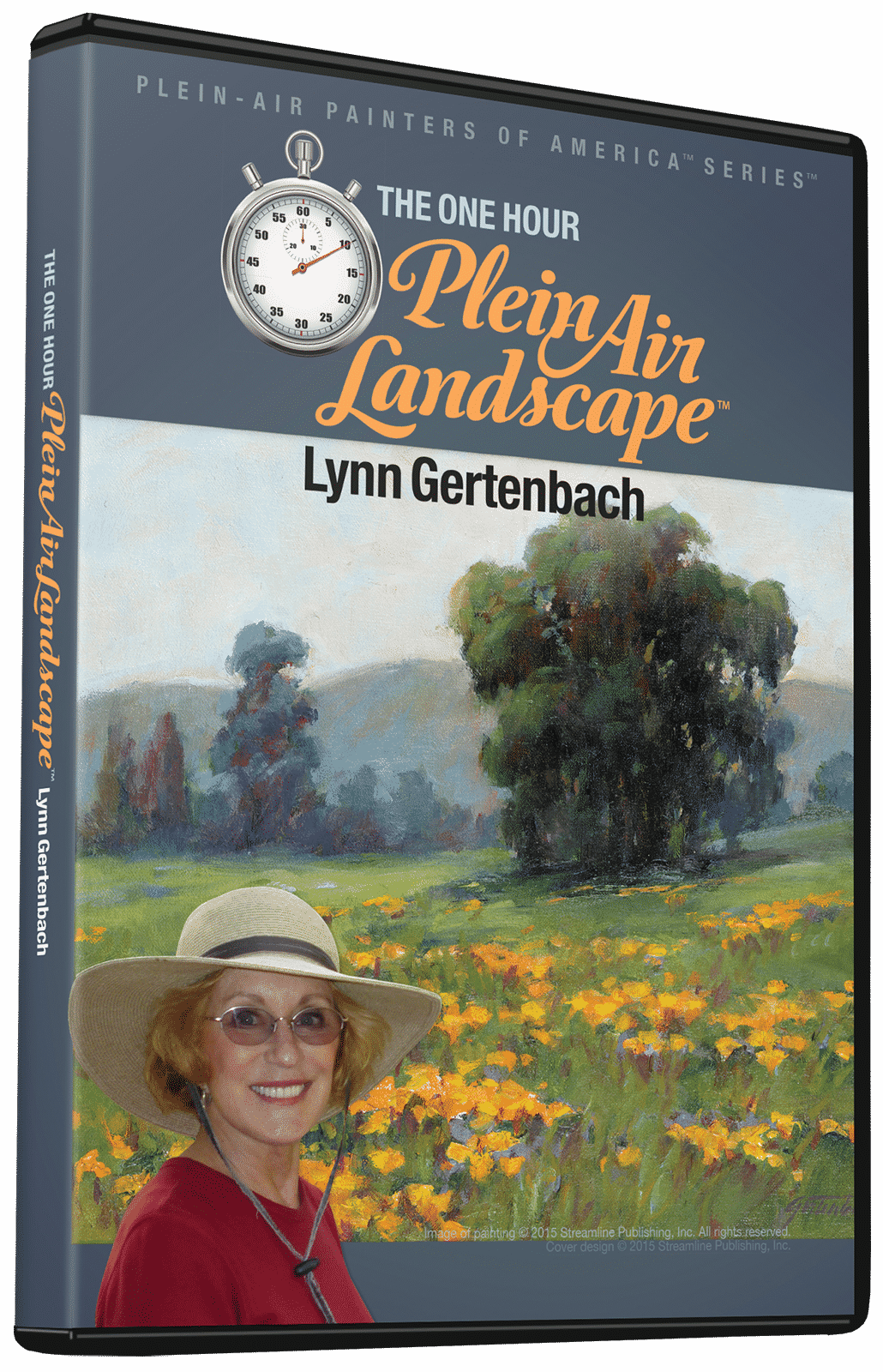 Lynn Gertenbach: The One Hour Plein Air Landscape