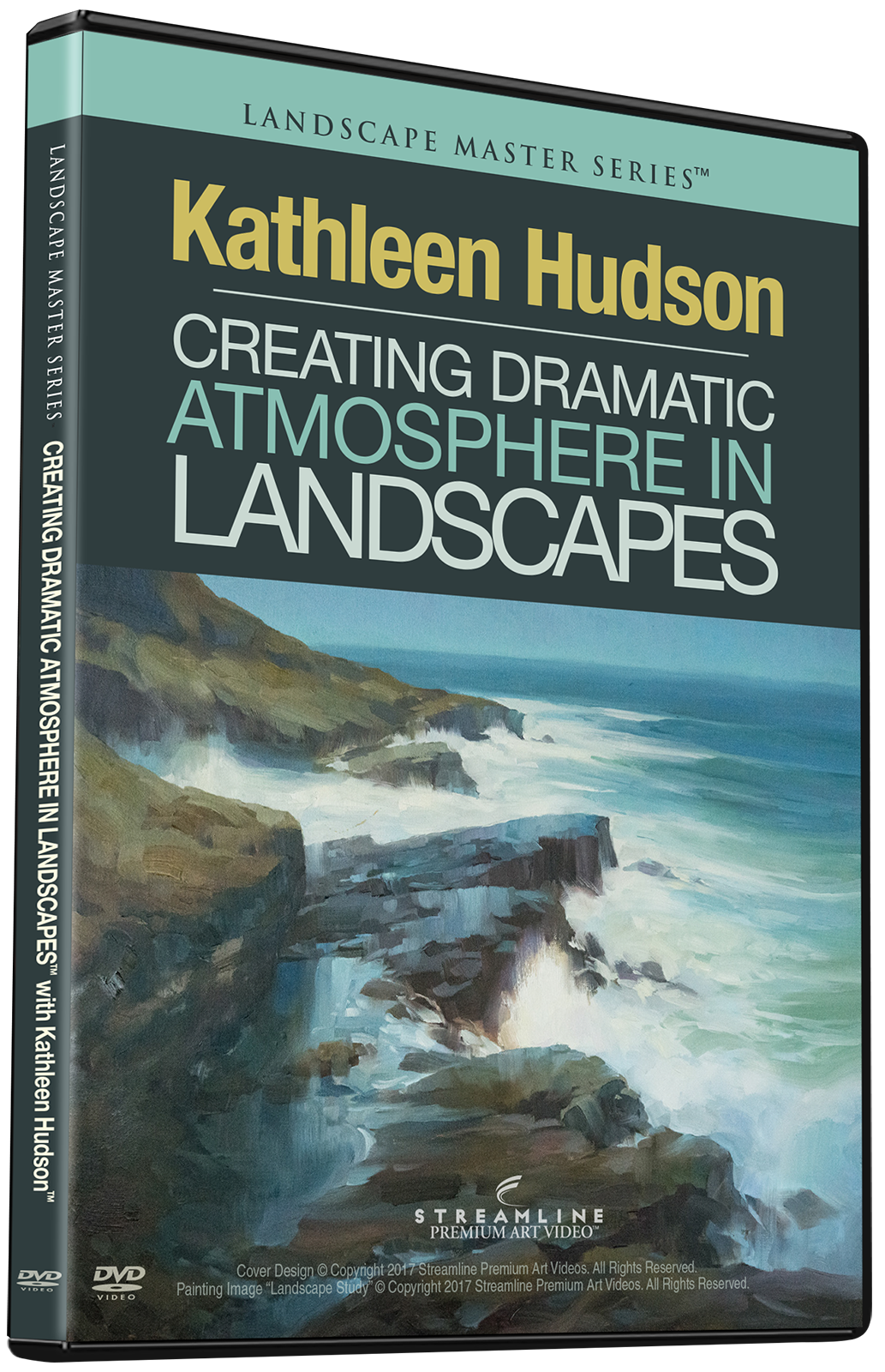 Kathleen Hudson: Creating Dramatic Atmosphere in Landscapes