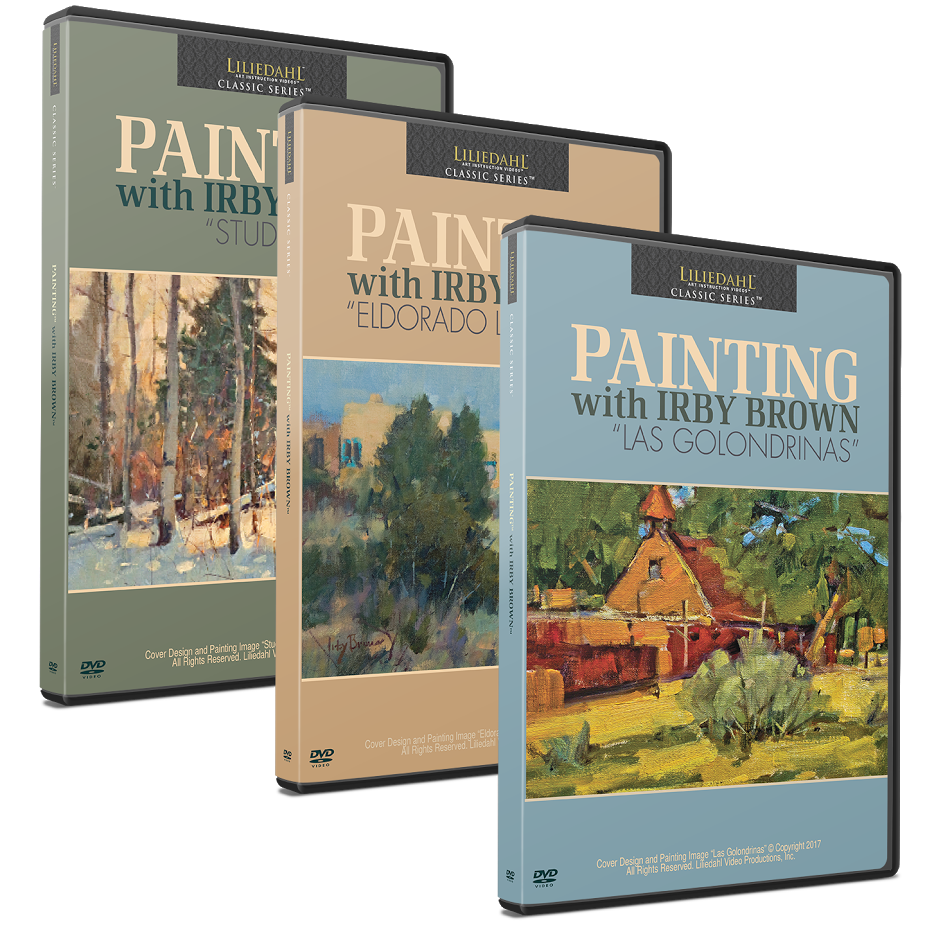 Irby Brown: Plein Air Bundle (3 Videos)