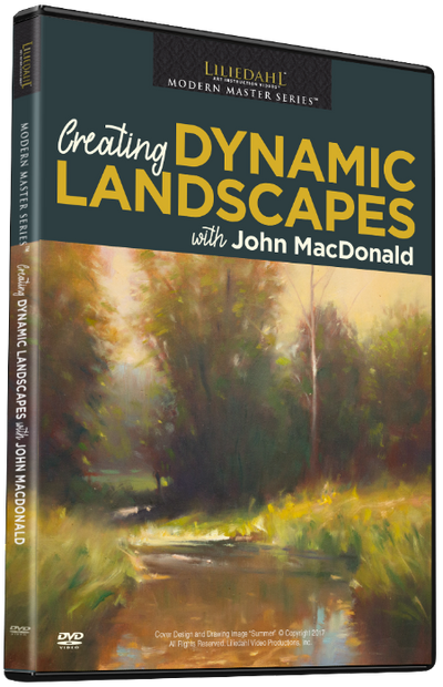 John MacDonald: Creating Dynamic Landscapes