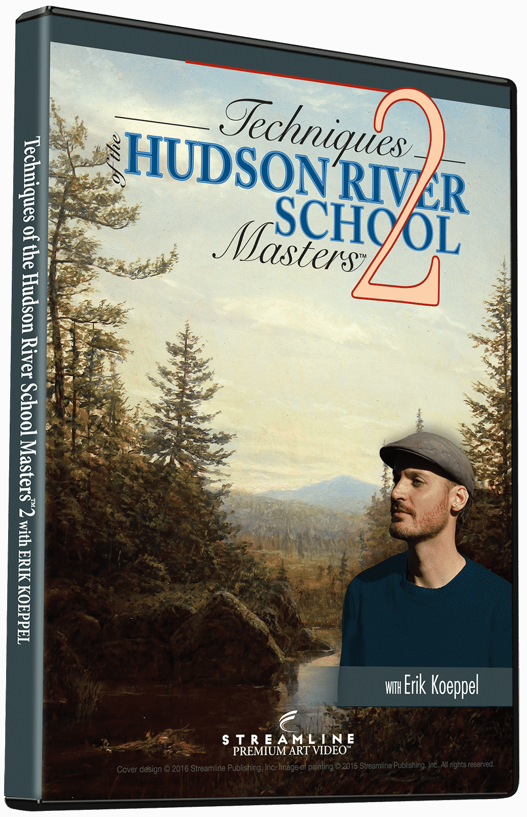 Erik Koeppel: Techniques of the Hudson River School Masters II