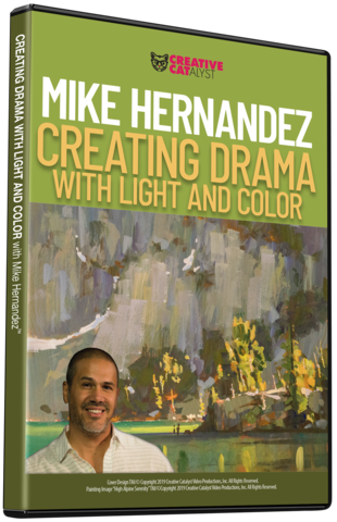 Mike Hernandez: Creating Drama with Light and Color