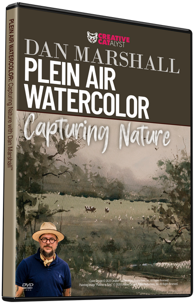 Dan Marshall: Plein Air Watercolor: Capturing Nature