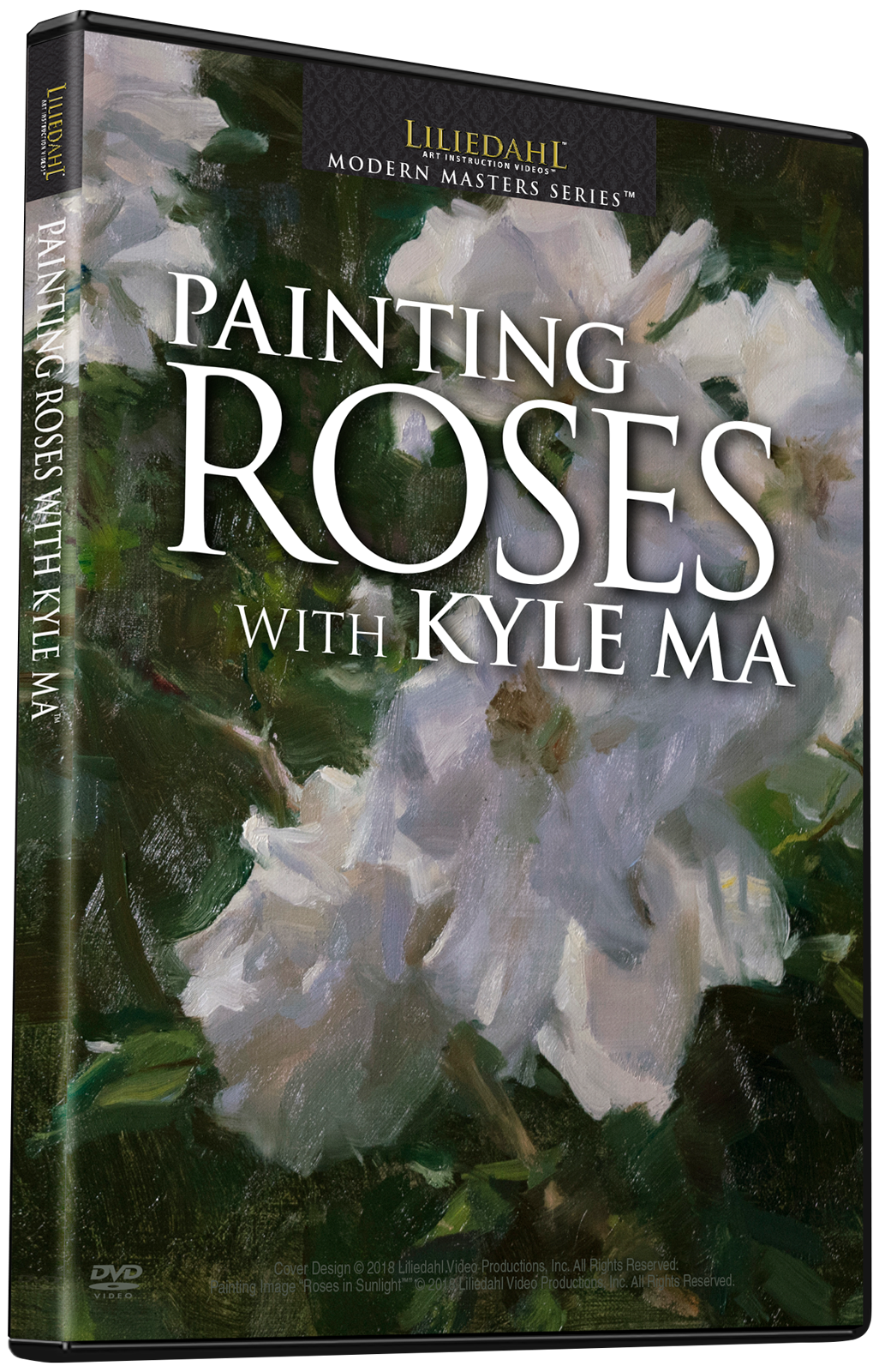 Kyle Ma: Painting Roses