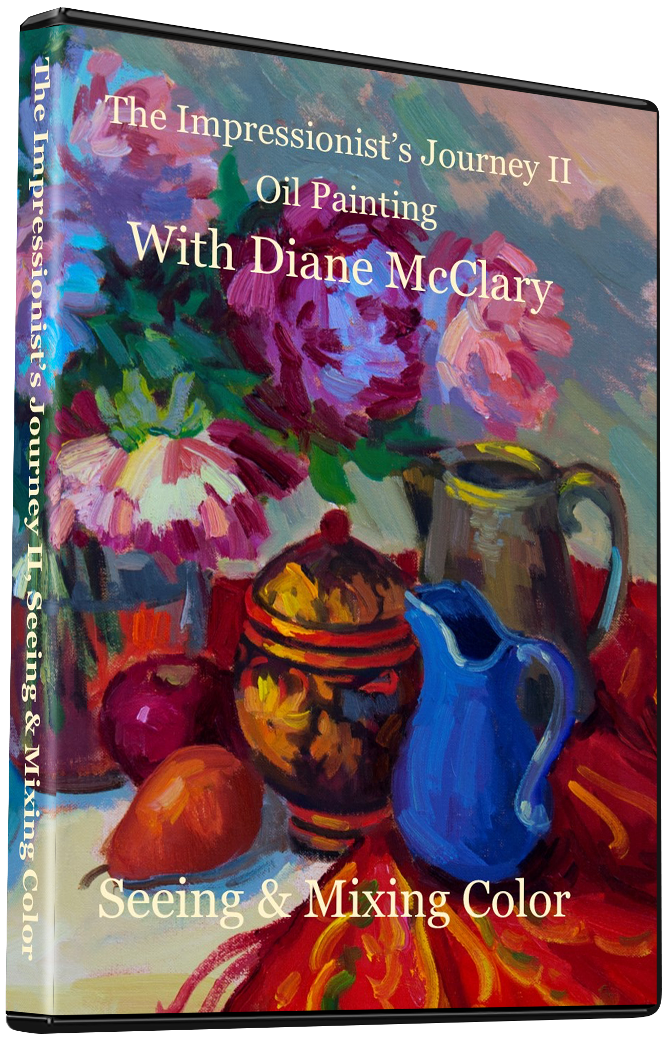 Diane McClary: Seeing and Mixing Color
