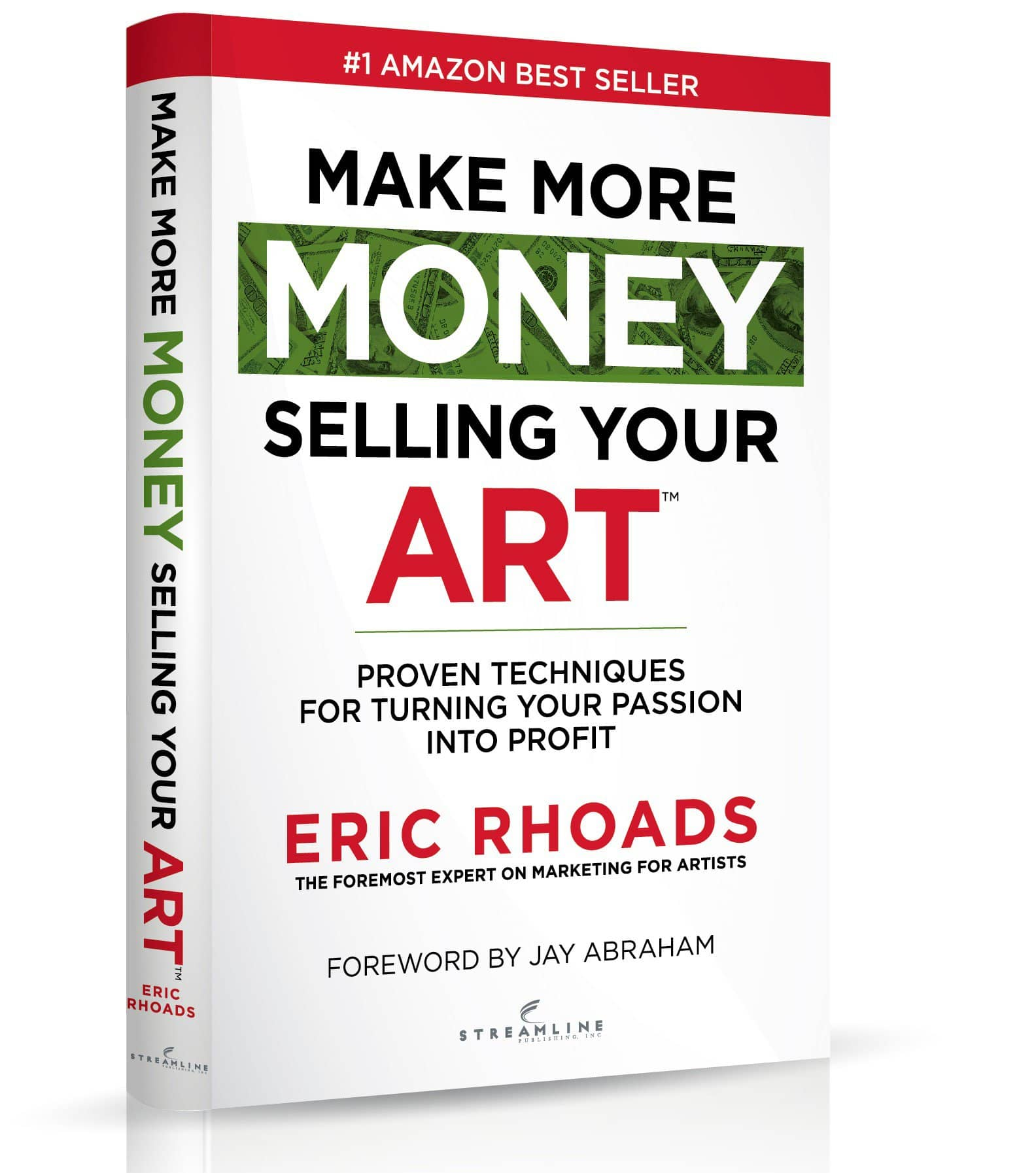 Eric Rhoads: Make More Money Selling Your Art Book