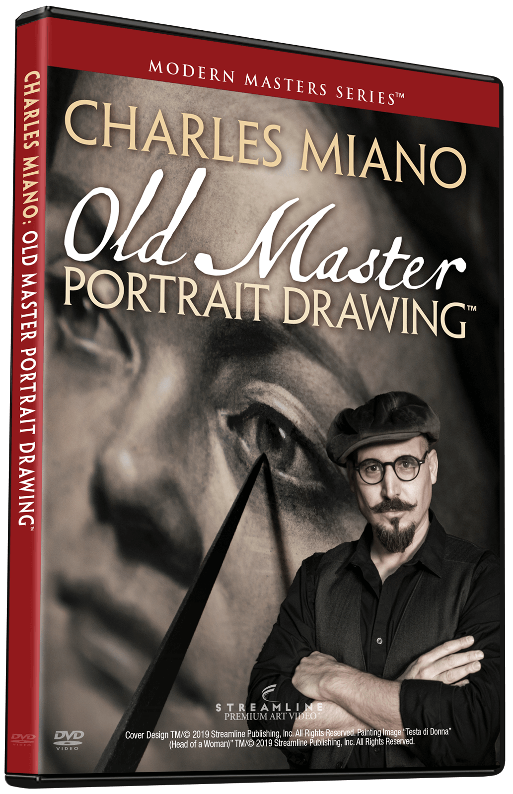 Charles Miano: Old Master Portrait Drawing