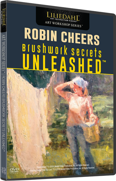 Robin Cheers: Brushwork Secrets Unleashed