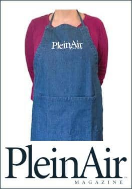 PleinAir Magazine Painter's Apron