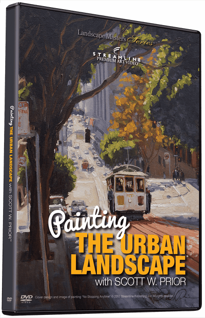 Scott W. Prior: Painting the Urban Landscape