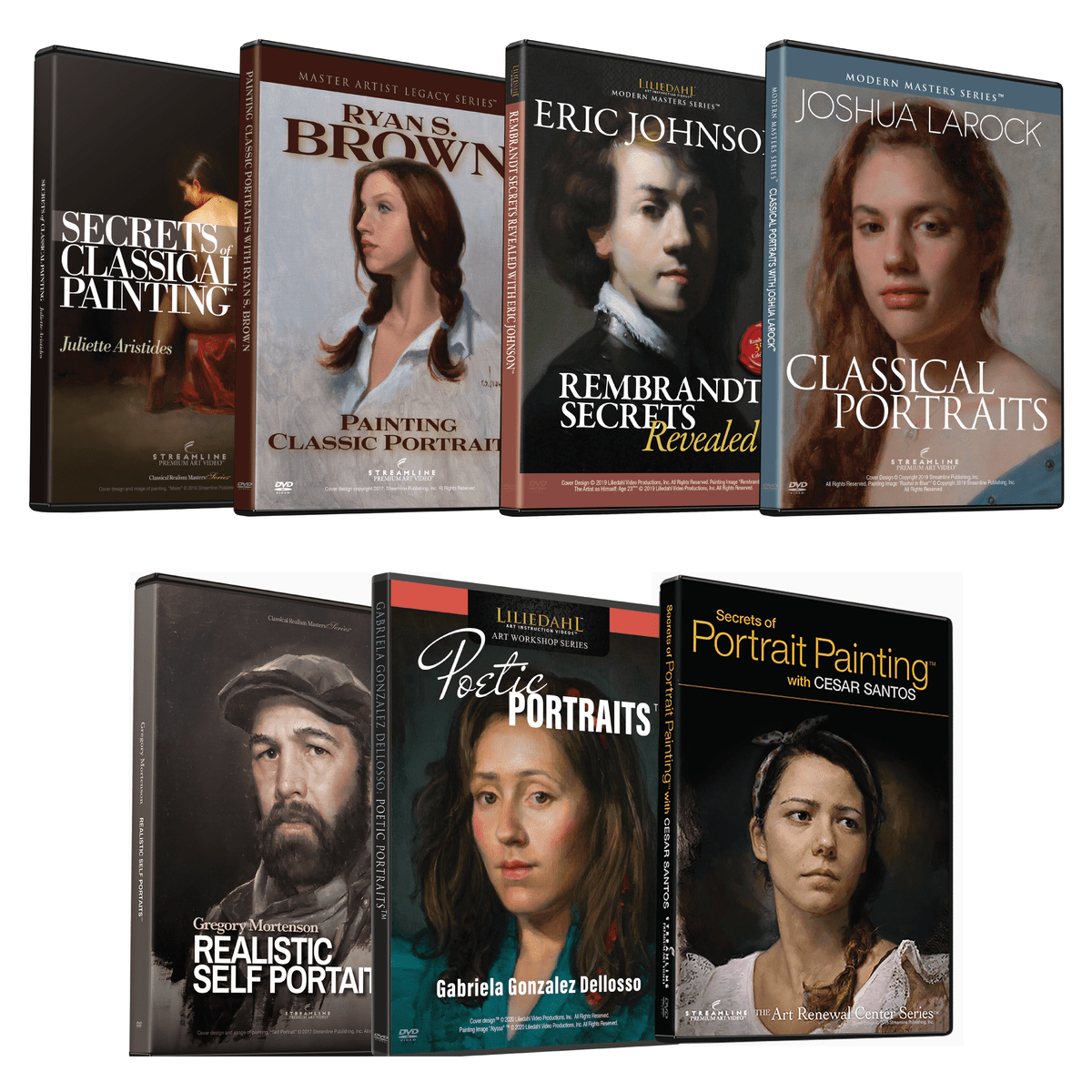 Portrait Bundle Special