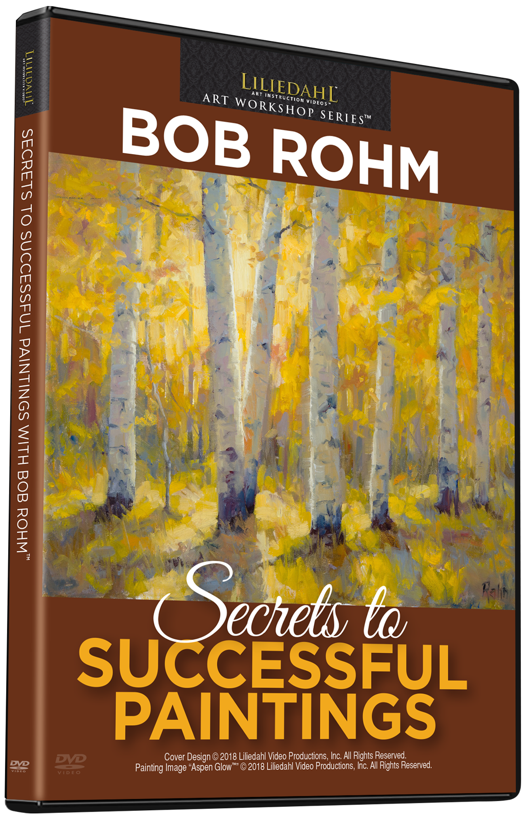 Bob Rohm: Secrets of Successful Paintings
