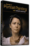 Cesar Santos: Secrets of Portrait Painting