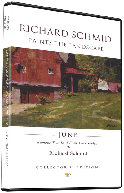 Richard Schmid: Richard Schmid Paints the Landscape - June