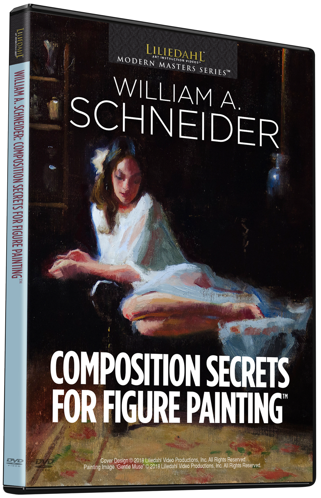 William A. Schneider: Composition Secrets for Figure Painting