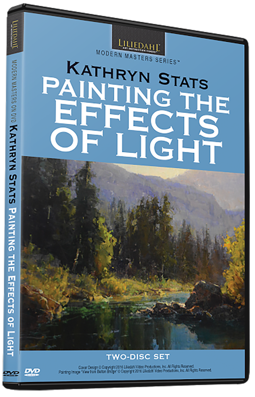 Kathryn Stats: Painting The Effects Of Light