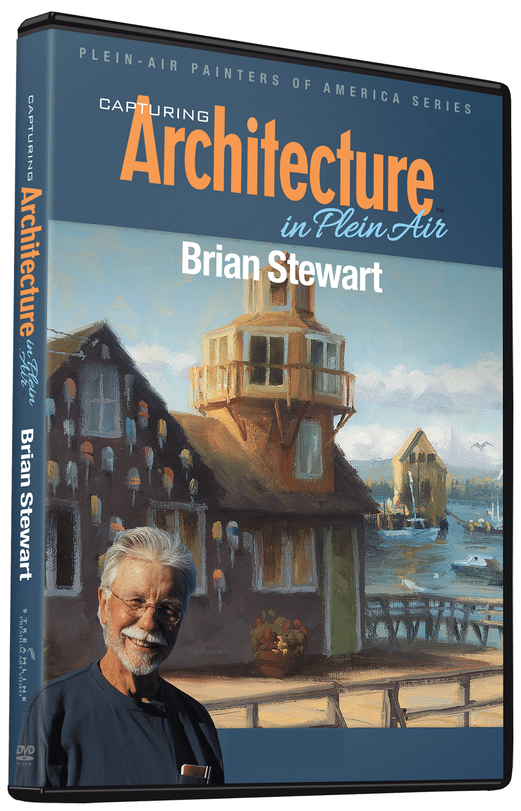 Brian Stewart: Capturing Architecture in Plein Air
