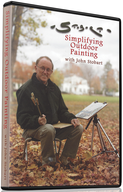 John Stobart: Simplifying Outdoor Painting