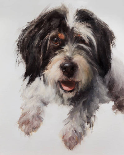 Johanne Mangi: The Fine Art of Painting Dog Portraits