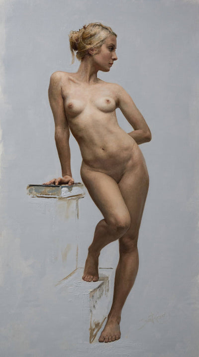 Cesar Santos: Secrets of Figure Painting