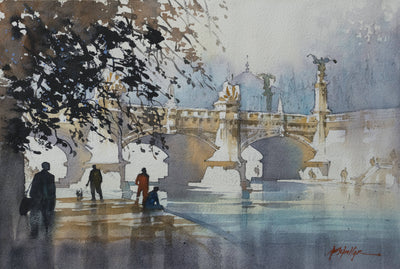Thomas W. Schaller: Watercolor: The Power of Design