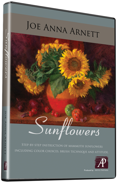 Joe Anna Arnett: Sunflowers