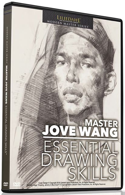 Jove Wang: Essential Drawing Skills