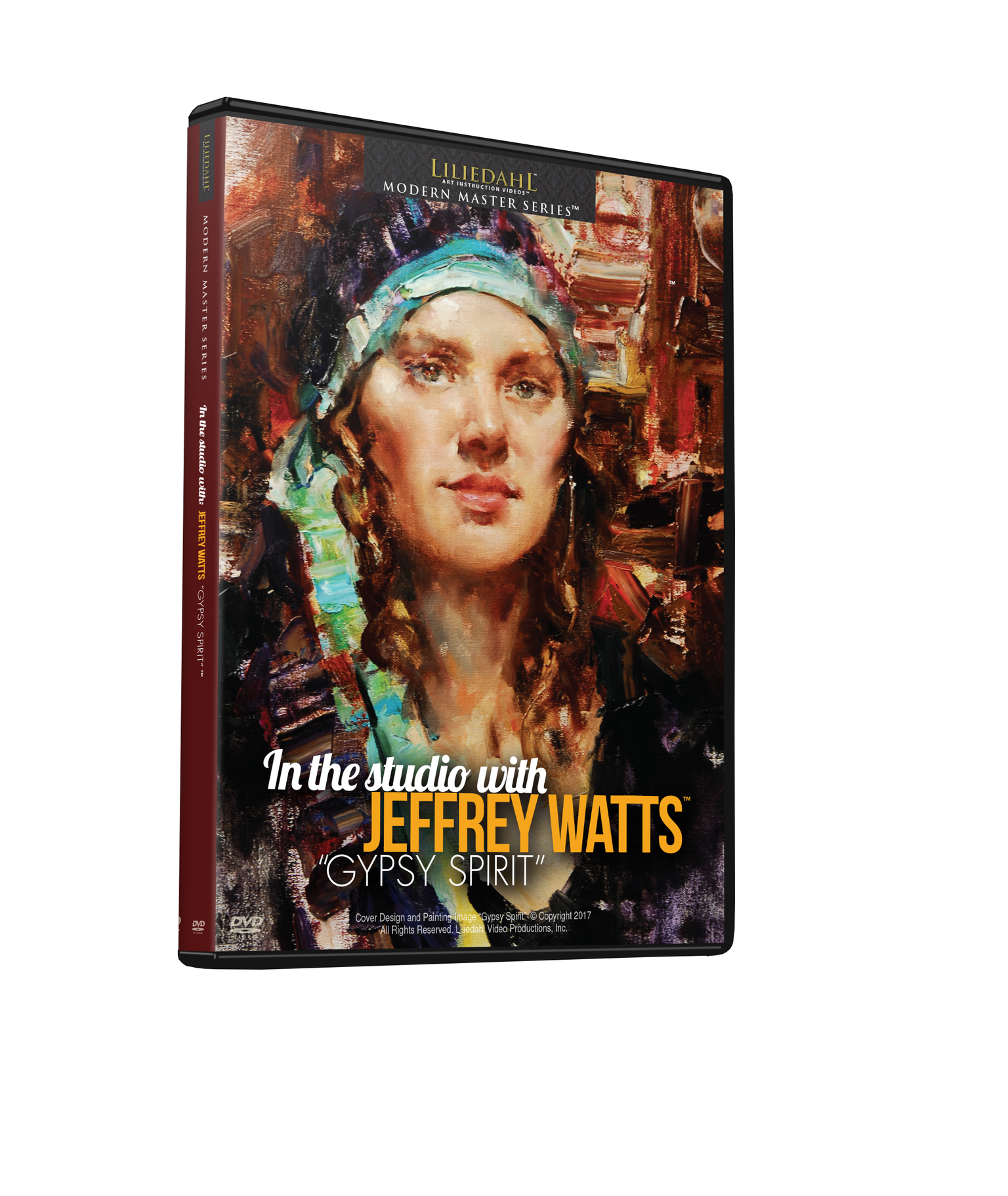 Jeffrey R. Watts: Gypsy Spirit