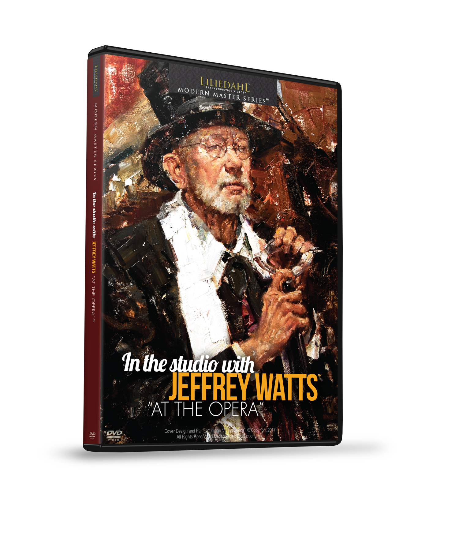 Jeffrey R. Watts: At the Opera