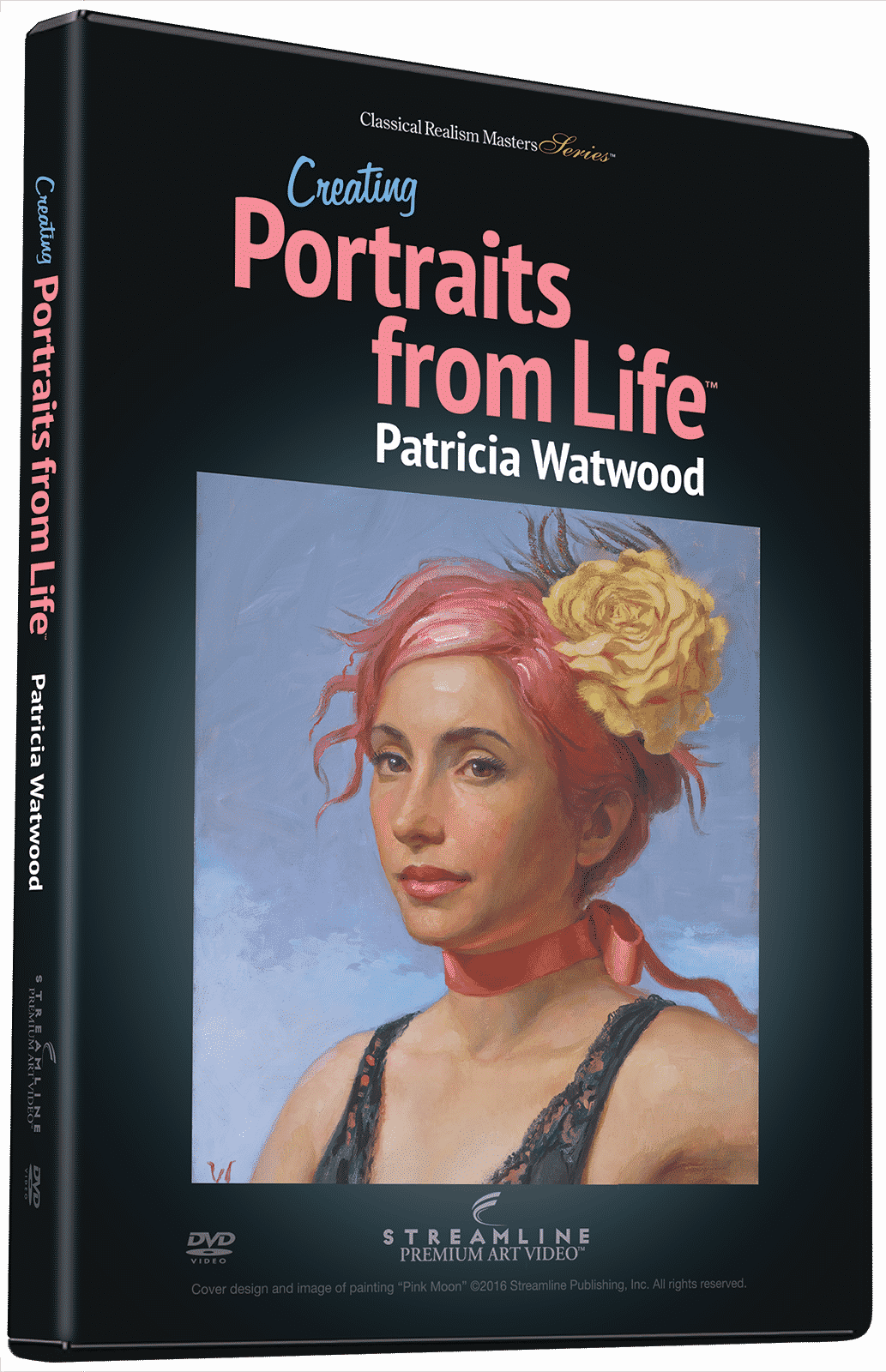 Patricia Watwood: Creating Portraits From Life