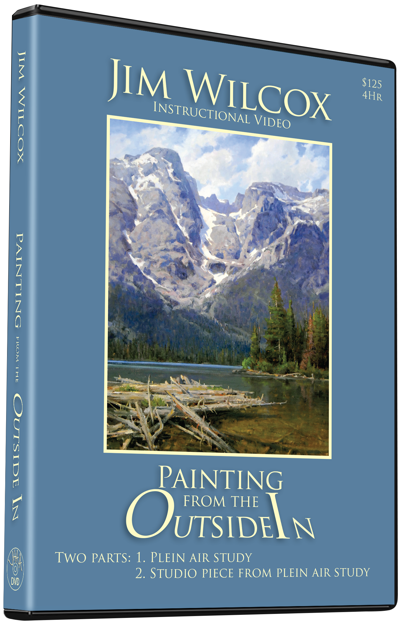 Jim Wilcox: Painting from the Outside In