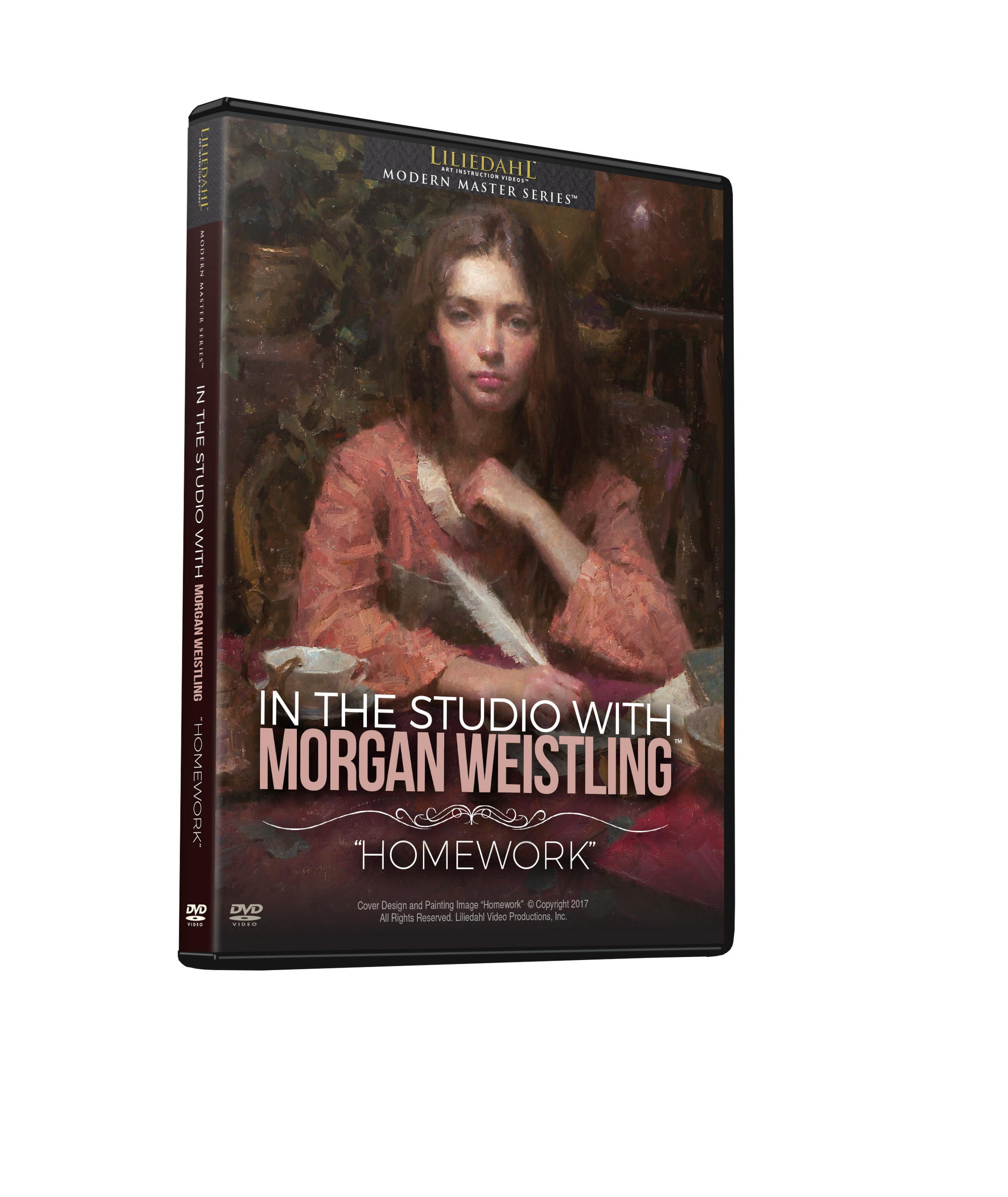 Morgan Weistling: Homework