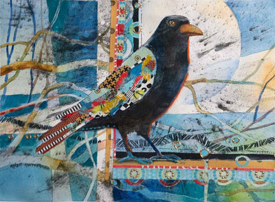 Karen Knutson: Fun with Mixed Media