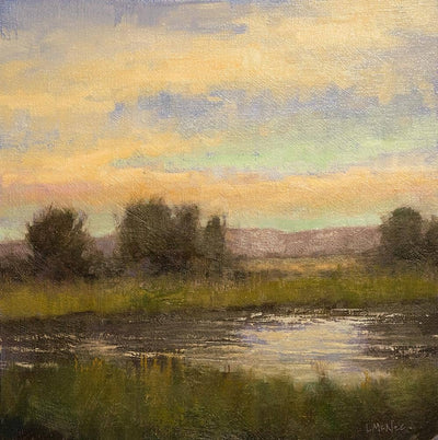 Lori McNee: Luminous Landscape Painting
