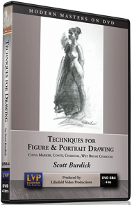 Scott Burdick: Techniques for Figure and Portrait Drawing