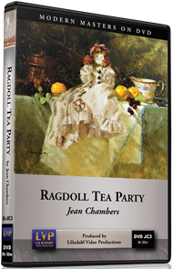 Jean Chambers: Ragdoll Tea Party