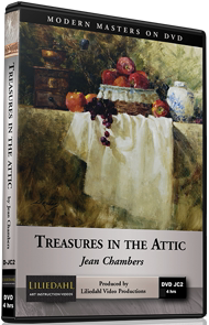 Jean Chambers: Treasures in the Attic