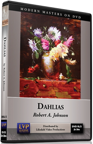 Robert A. Johnson: Dahlias
