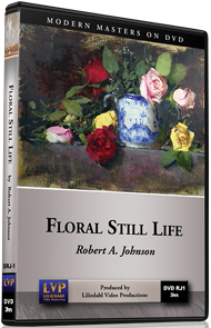 Robert A. Johnson: Floral Still-Life