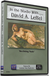 David A. Leffel: In the Studio: Reclining Nude
