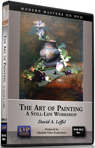 David A. Leffel: Art of Painting