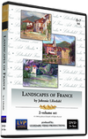Johnnie Liliedahl: Landscapes of France