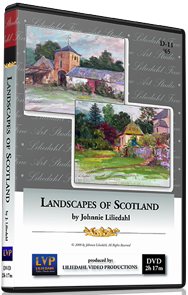 Johnnie Liliedahl: Landscapes of Scotland